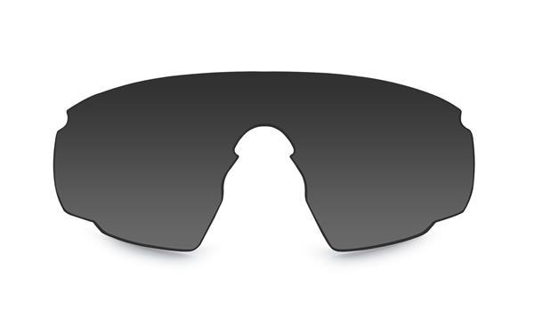 3db51fe6b380 WileyX / PT-1 / Lens Only / Smoke Grey | E-Z Optical