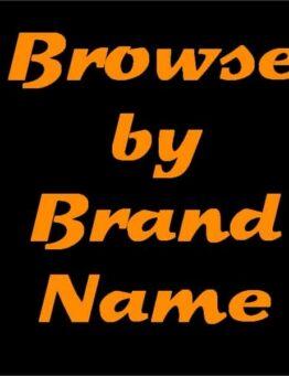 Eyeglass Frames by Brand Name