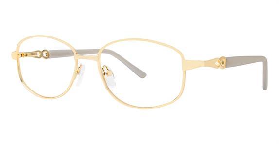 VERA WANG Eyeglasses MARIYA Gold